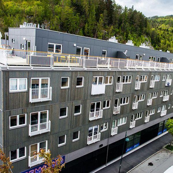 Ilsvikveien 18 in Trondheim, Norway