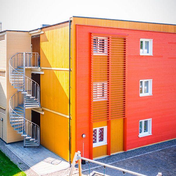 Odelsvegen Stage II, Jessheim, Norge