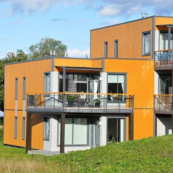 """""""Brundalsgrend"""" Residential Estate in Trondheim, Norway"""