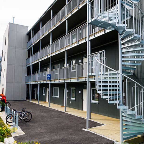 """""""Charlottenlund Vest - stage II"""" Residential Estate in Trondheim, Norway"""