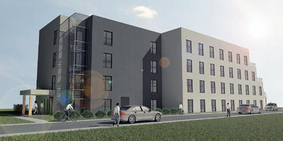 Unihouse with a contract for construction in Poland